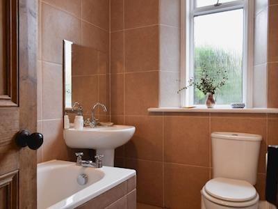 Bathroom | Brims Cottage, Aberfeldy