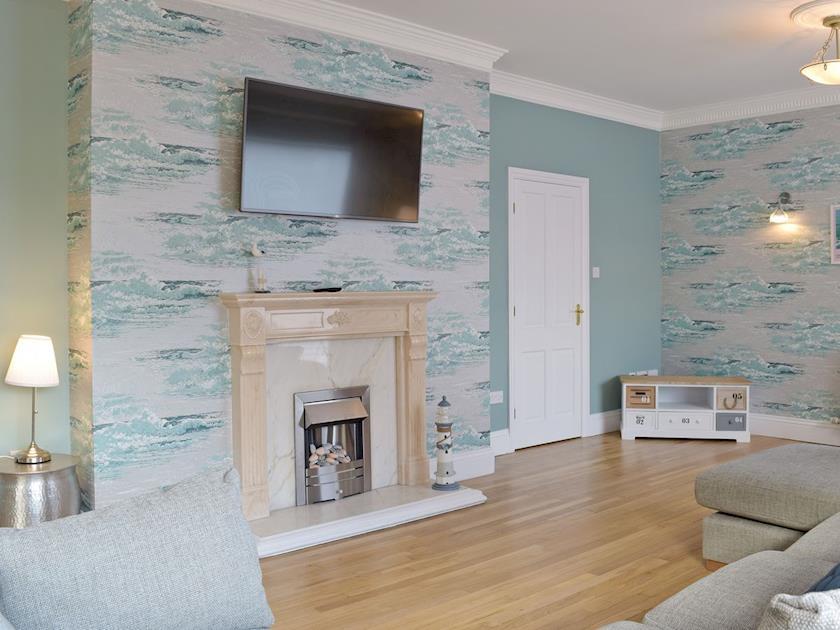 Large stylish living room | Deep Meadows, Amroth, near Saundersfoot