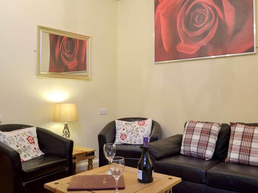 Comfortable living room | Holmefield Coach House - Holmefield, Darley Dale, near Matlock