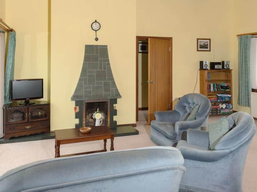 Comfortable living room | Fourwinds, Drummore, near Stranraer