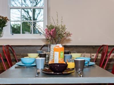 Dining area | Kiri Cottage - Edenhall Estate, Edenhall, near Penrith