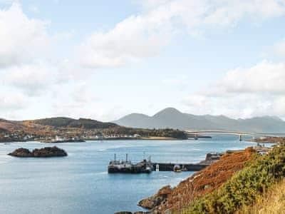 Skye Bridge from the mainland | Isle of Skye, Scotland