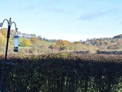 View | Steamview Cottage, near Grosmont