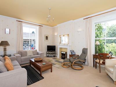 Light & airy spacious living room | Holly House, Pooley Bridge, near Ullswater