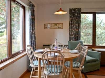 Dining area | Kintulloch, Inveruglas, near Kingussie