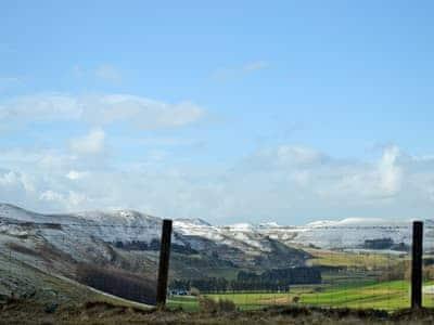 Cambrian Mountains | Mid Wales & Brecon Beacons, Wales | Strata Florida Cottage, Tudor, Pontrhydfendigaid, nea