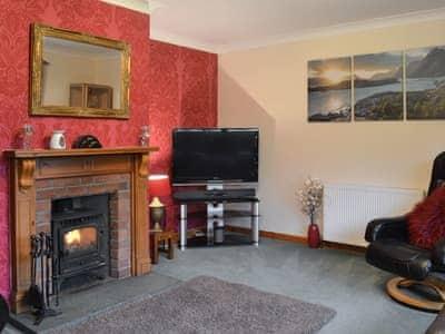 Warm and welcoming living room | Sunart, Kiltarlity, near Beauly