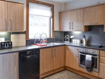 Well-equipped kitchen | Airyhemming Dairy - Airyhemming, Glenluce, near Stranraer