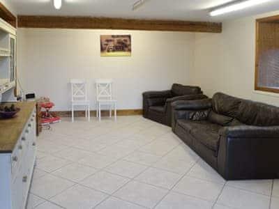 Additional sitting/recreation room | Airyhemming Dairy - Airyhemming, Glenluce near Stranraer