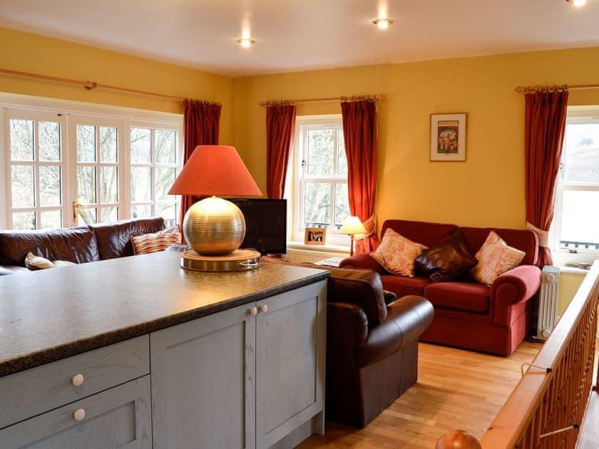 Living room | Ford Cottage, Braemar