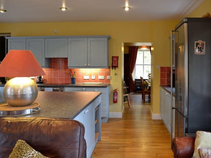 Kitchen | Ford Cottage, Braemar