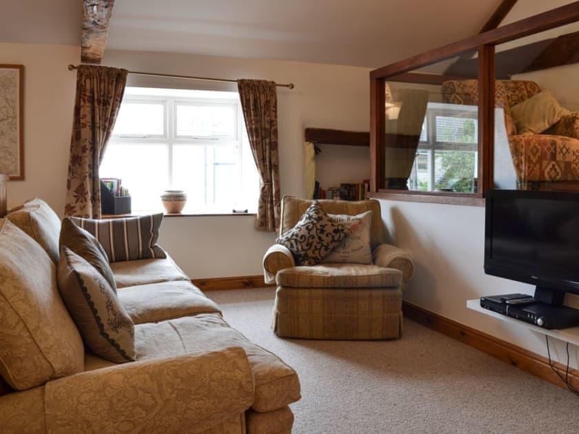 Open plan living space | Lavender Cottage, Buxton