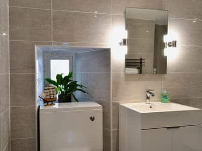 Bathroom | Appin Lodge, Blairmore, near Dunoon