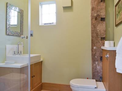 Shower room | Mill Barn - Collfryn Farm Cottages, Llansantffraid, near Oswestry