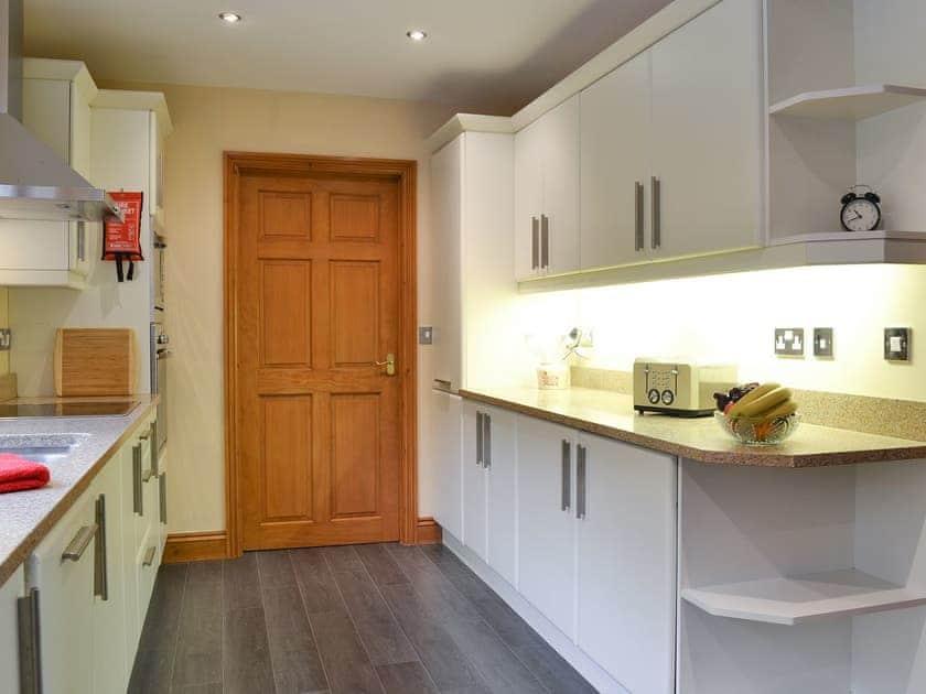 Kitchen   Corlan, Llanfarian, near Aberystwyth