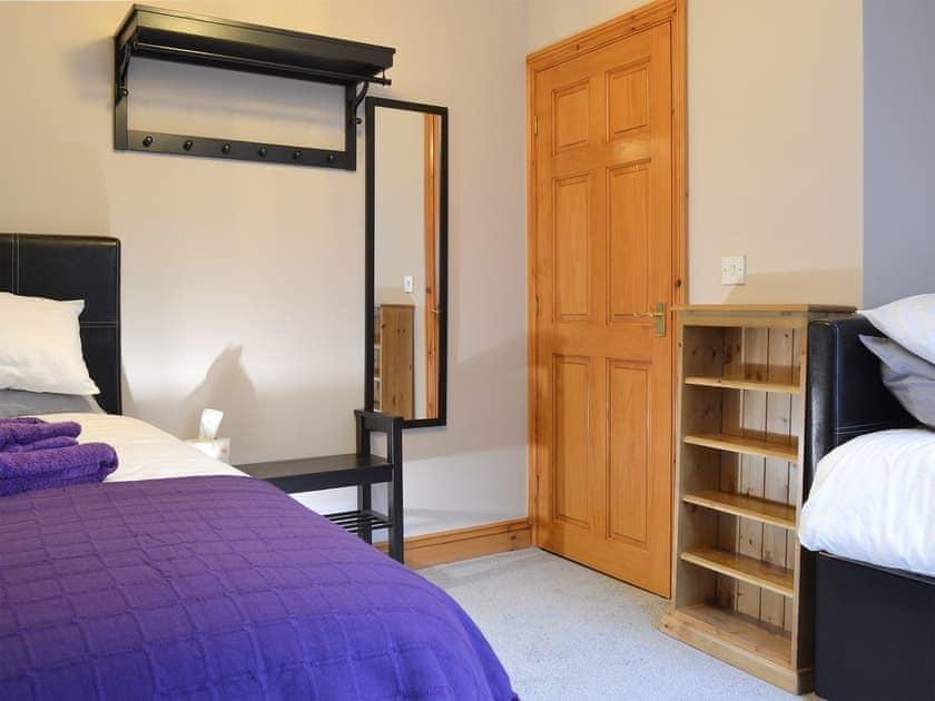 Double bedroom | Corlan, Llanfarian, near Aberystwyth