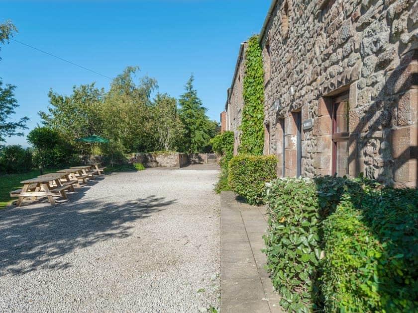 Milburn Grange - Brambles Cottage