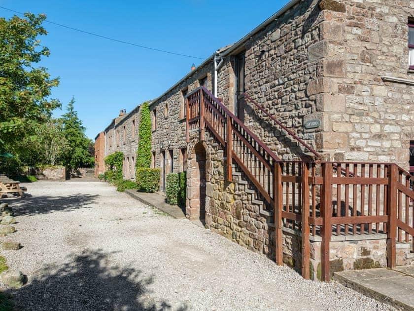 Milburn Grange - The Studio