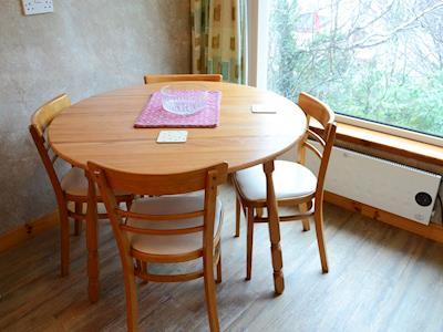 Dining area | Tollie Cottage, Gairloch