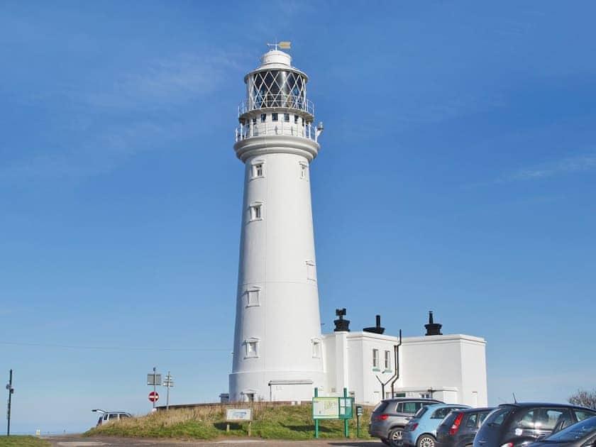 Flamborough lighthouse   Flamborough, Yorkshire