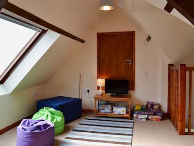 Twin bedroom | Ysgubor, Tregaron