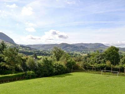 Beautiful views of the surroundinf area | Merle Bank, Threlkeld, near Keswick