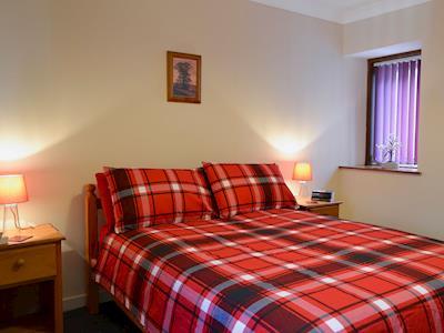 Double bedroom | Sgairbh Chladach, Whitehills, near Banff