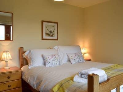 Double bedroom | Blue Plain Cottages No 2, Glasshouses, near Pateley Bridge