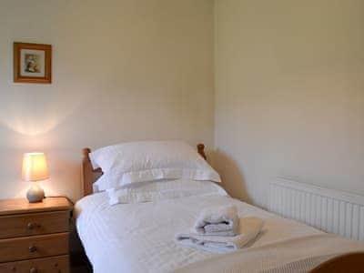 Single bedroom | Blue Plain Cottages No 2, Glasshouses, near Pateley Bridge