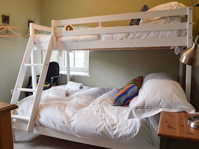 Bunk bedroom | High Hill Cottage, Settle