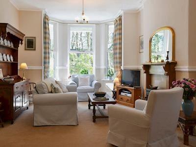 Elegant living area | Gilbert Scar Foot, Under Loughrigg, near Ambleside