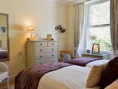 Twin bedroom | Gilbert Scar Foot, Under Loughrigg, near Ambleside