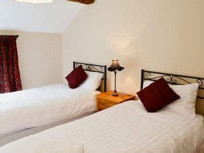 Twin bedroom | Rivendell, Bassenthwaite, near Keswick