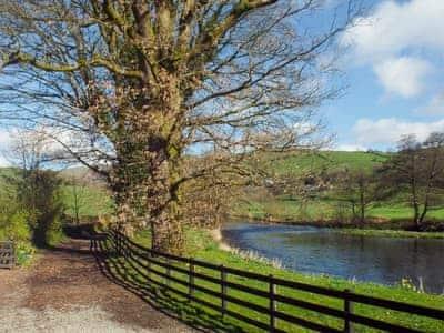 Fantastic rural location | Four Seasons, Cowan Head, near Staveley and Kendal