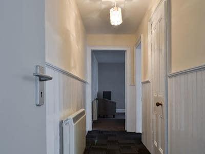 Hallway | Rodmar Apartments, Portree