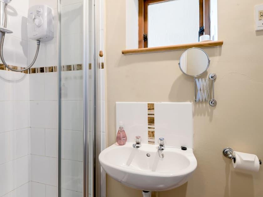 Shower room | The Clocktower, Snettisham