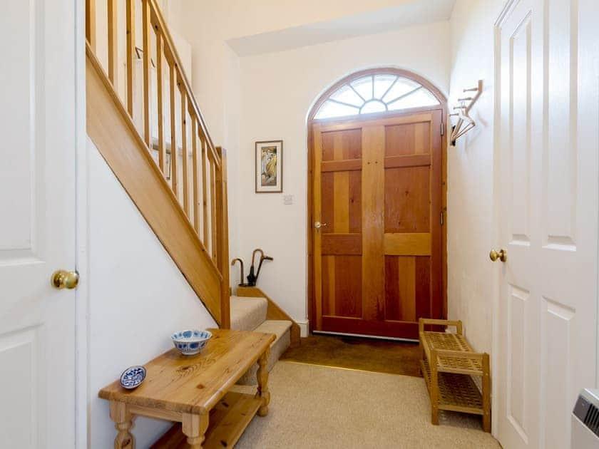 Hallway | The Clocktower, Snettisham