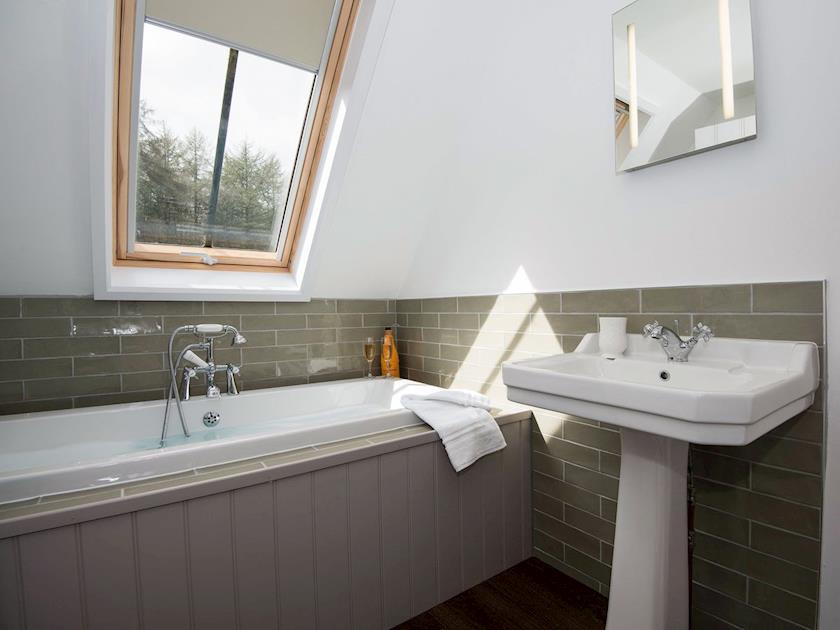 Bathroom | The Old Laundry - Four Gables Estates, Brampton, near Carlisle