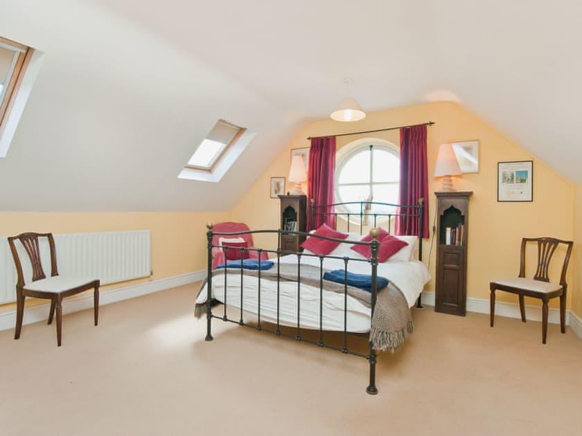 Double bedroom | The Pitchford Estate - Windy Mundy Farm, Pitchford, nr. Shrewsbury