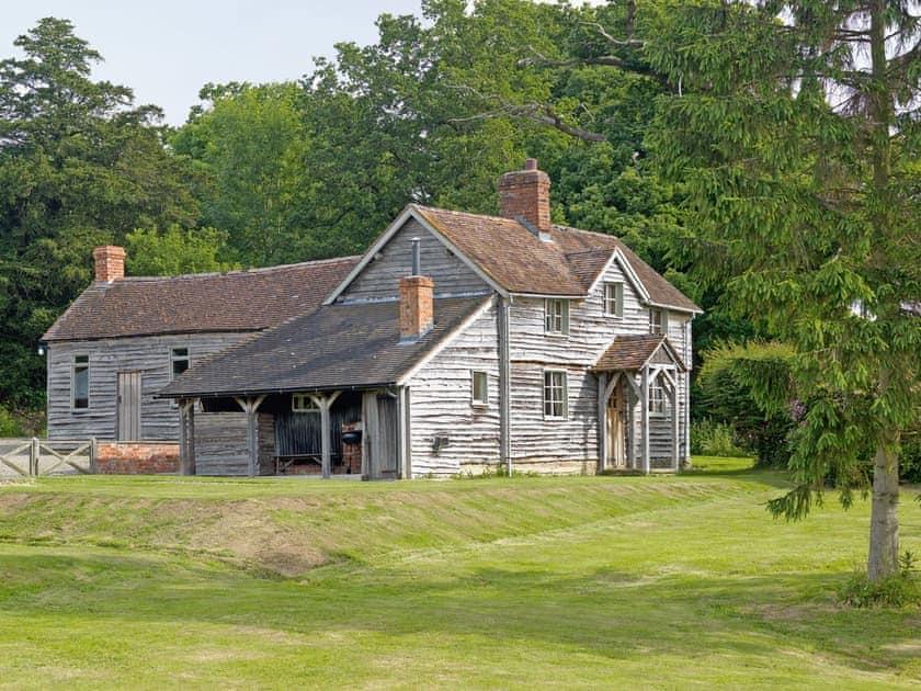 The Acton Scott Estate - The Shooting Lodge