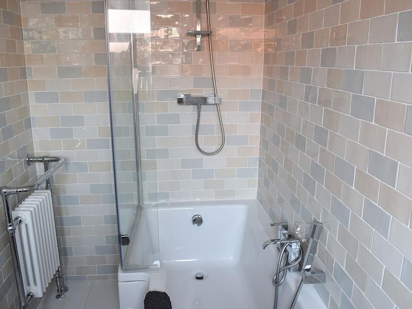 Lovely bathroom | The Four Views, Whitby