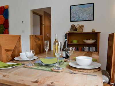 Dining area | Glan-y-Gors, Beddgelert