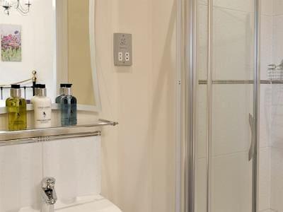 En-suite shower room | The Town House, Haworth