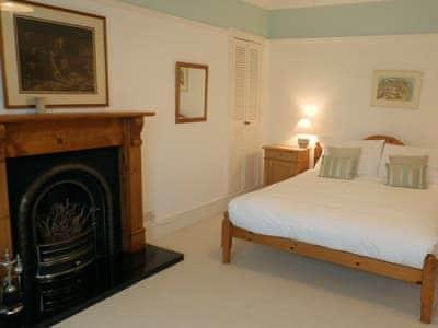 Master bedroom | Gask Cottage, Lamlash, Isle of Arran