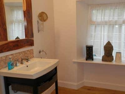 Bathroom | Gask Cottage, Lamlash, Isle of Arran