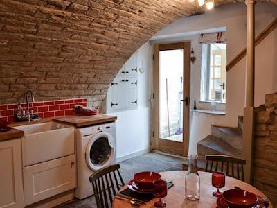Dininig area | Bay Cottage, Haworth