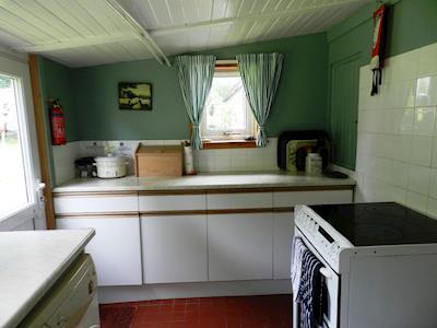 Kitchen   Burnside Cottage, Sliddery, Isle of Arran