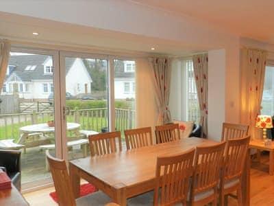 Dining Area | Auchrannie View, Brodick, Isle of Arran