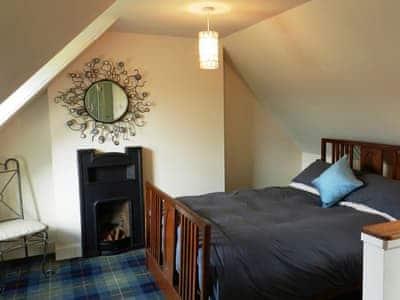 Master bedroom | Almird Cottage, Lamlash, Isle of Arran
