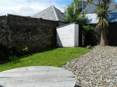 Garden | Almird Cottage, Lamlash, Isle of Arran